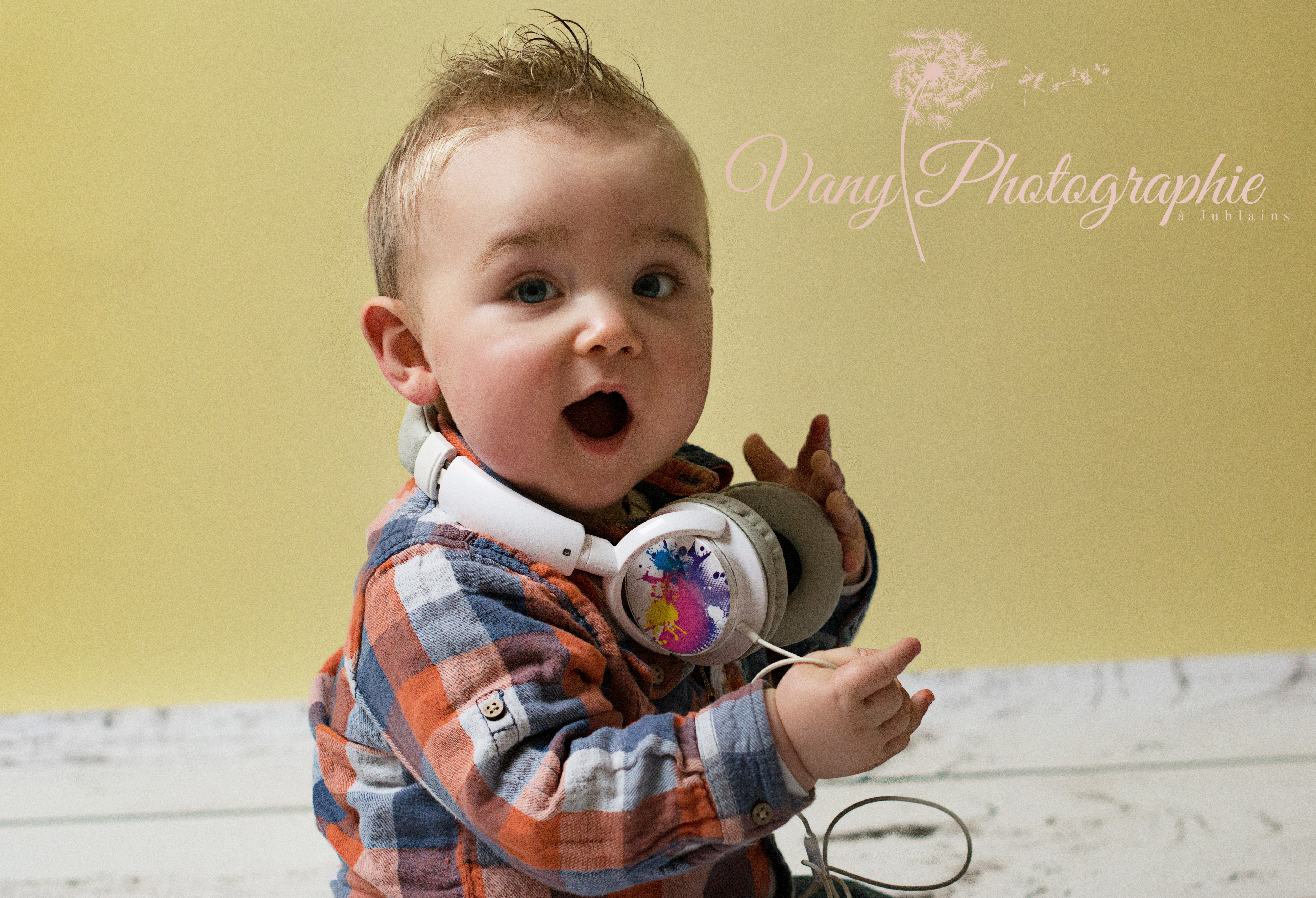 Séance bébé 9 mois