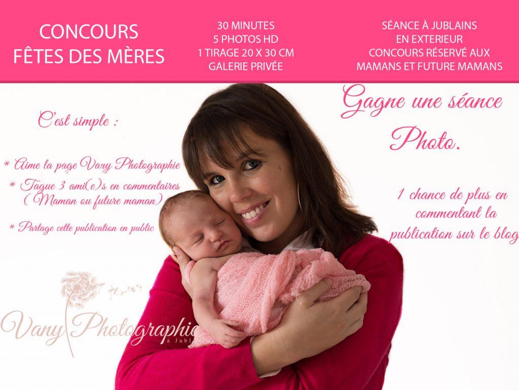 concours fête des mères