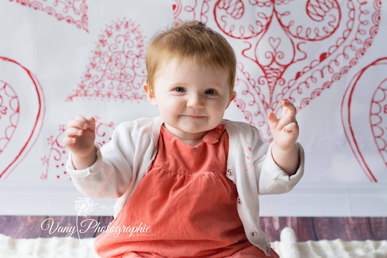 Photographe bébé en mayenne
