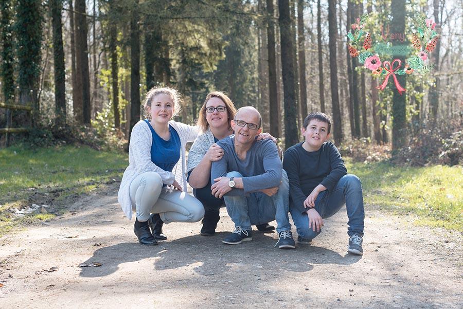 Photographe séance famille Mayenne