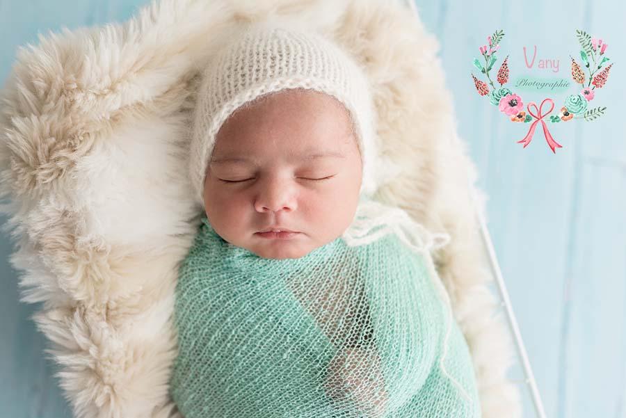 Photographe naissance en Mayenne