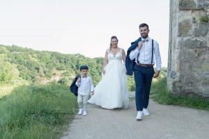 Photographe mariage Chateau Gontier